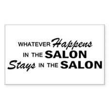 Whatever Happens - Salon Decal