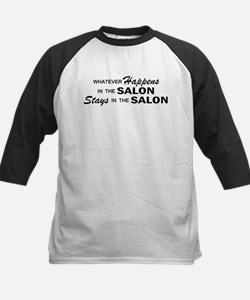 Whatever Happens - Salon Tee
