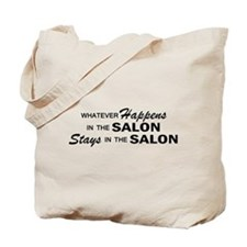 Whatever Happens - Salon Tote Bag