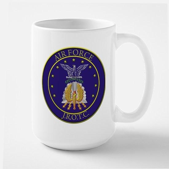 AIR FORCE J.R.O.T.C. Large Mug