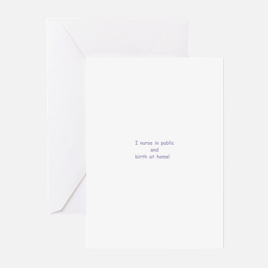 Cute Childbirth Greeting Cards (Pk of 20)