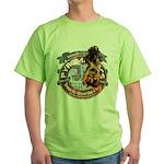 Updated Logo 1 Green T-Shirt