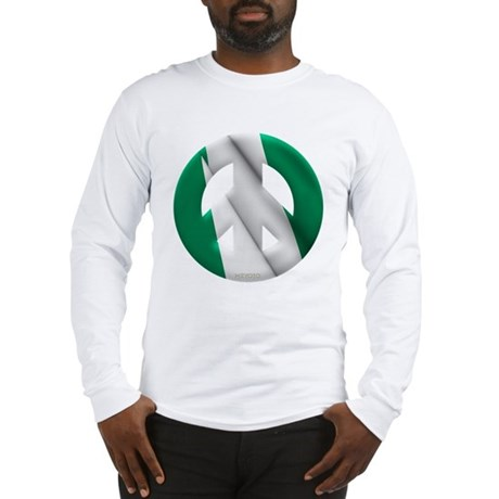 Nigeria Long Sleeve T-Shirt