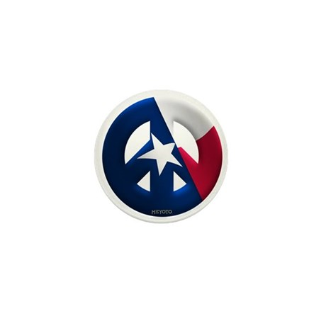 Texas Mini Button (100 pack)
