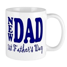 FIRST FATHER'S DAY Small Mug