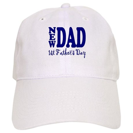 FIRST FATHER'S DAY Cap
