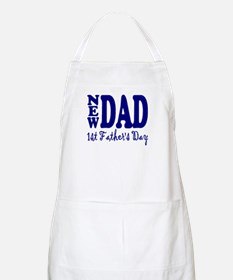 FIRST FATHER'S DAY Apron