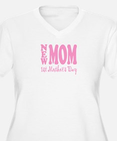 FIRST MOTHER'S DAY T-Shirt