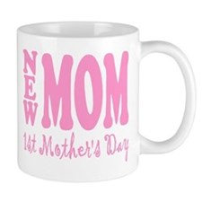 FIRST MOTHER'S DAY Small Mugs