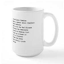 Nixon Mug - List