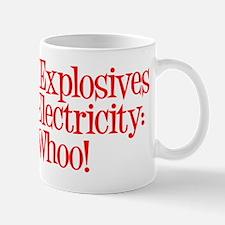 Highly Electric Mug
