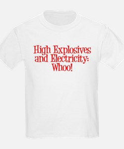 Highly Electric T-Shirt