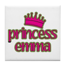 Princess Emma Tile Coaster