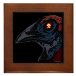 Atomic Rooster Framed Tile