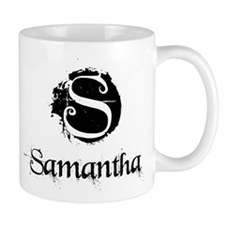 Samantha Grunge Small Mug