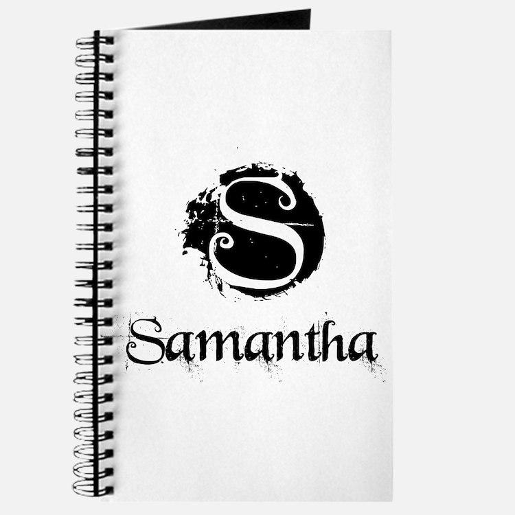Samantha Grunge Journal