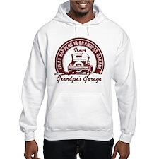 Grandpa's Garage Hoodie