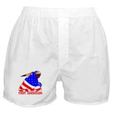 First Americans Boxer Shorts