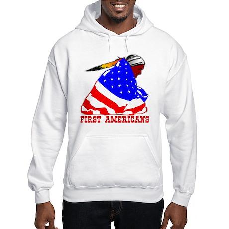 First Americans Hooded Sweatshirt