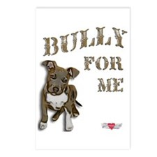 Bully for Me Postcards (Package of 8)