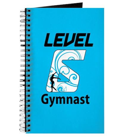 Blue Level 6 Gymnast Journal