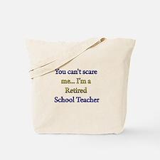 Cute Teacher retirement Tote Bag