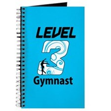 Blue Level 3 Gymnast Journal