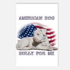 Bully for Me, American Dog Postcards (Package of 8