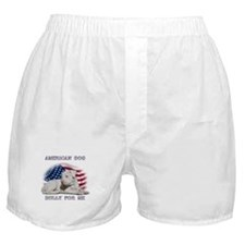 Bully for Me, American Dog Boxer Shorts