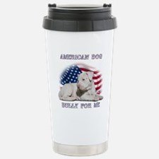 Bully for Me, American Dog Travel Mug