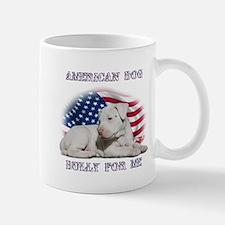 Bully for Me, American Dog Mug