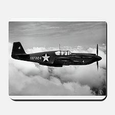 Early P-51 Mousepad