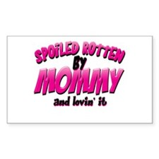 Spoiled Rotten by Mommy Decal