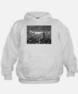 P-51 Over Dallas Hoodie