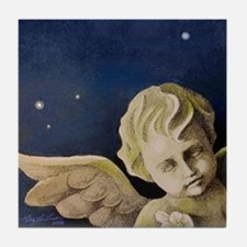 Little Angel Tile Coaster