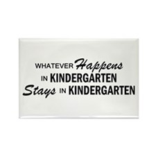 Whatever Happens - Kindergarten Rectangle Magnet