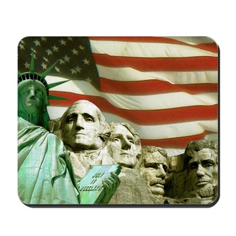USA Patriot Mousepad