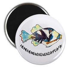 HumuNuku Fish Magnet