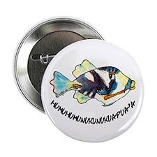 "HumuNuku Fish 2.25"" Button"