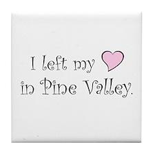 Pine Valley Tile Coaster