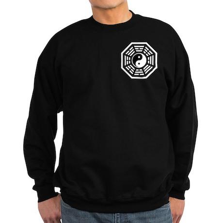 Yin Yang Dharma Sweatshirt (dark)