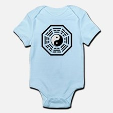 Yin Yang Dharma Infant Bodysuit