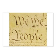 We The People I Postcards (Package of 8)