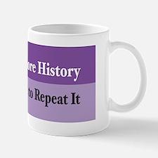 Ignore History Mug