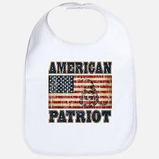 American Patriot Bib