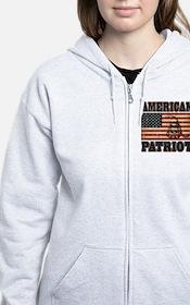 American Patriot Zip Hoodie