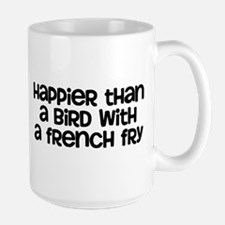 Happier Bird Mug