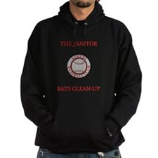 The Janitor Bats Clean-Up Hoody