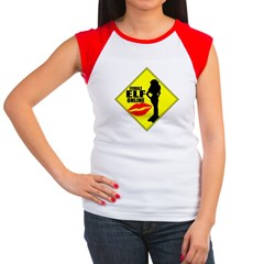 Female Elf Online Women's Cap Sleeve T-Shirt