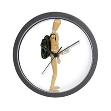 Close to Nature Wall Clock